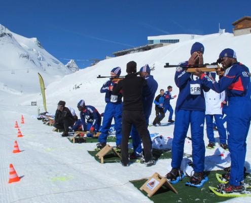 Biathlon Yves Degravel Organisation