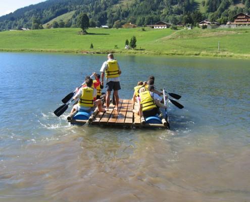 Challenge radeau Yves Degravel Organisation