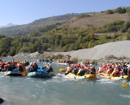 Rafting Yves Degravel Organisation