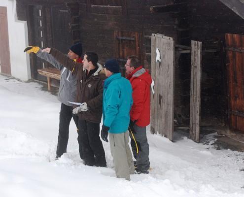 Nordic Adventure raquettes - Yves Degravel Organisation