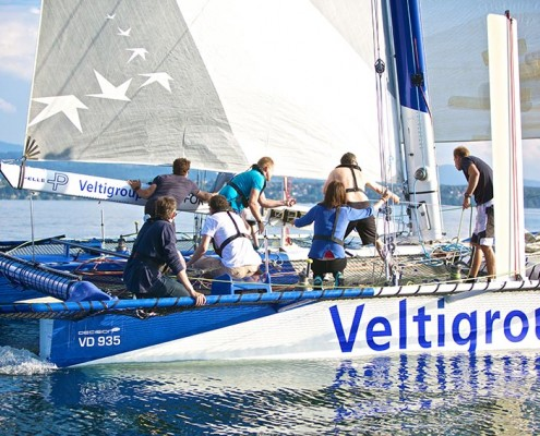 Voile - Yves Degravel Organisation