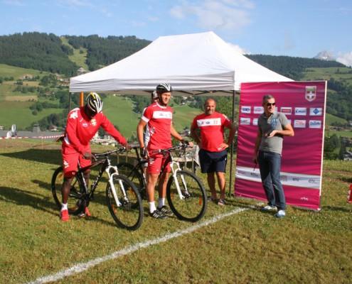 Stage de préparation Clubs sportifs Yves Degravel Organisation