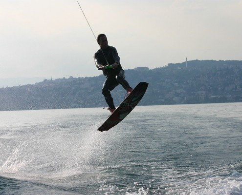 Ski nautique - Yves Degravel Organisation